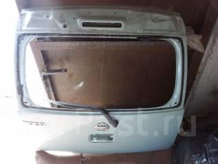 Дверь багажника. Nissan Moco, MG33S