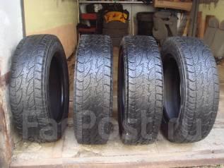 Bridgestone Dueler A/T D694. Летние, 2007 год, износ: 40%, 4 шт