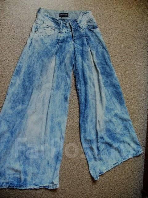 Юбки-брюки. 44