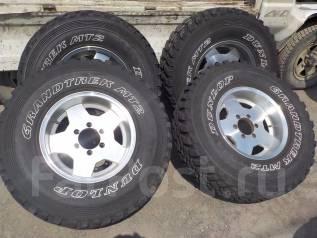 Продам колёса на грязевой резине SURF/Prado/Pajero/TLC/Safari/. 8.0x16 6x139.70 ET0 ЦО 108,0мм.