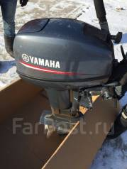 Yamaha. 2х тактный, бензин, нога S (381 мм), Год: 2014 год. Под заказ