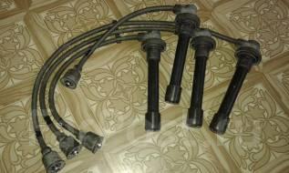 Высоковольтные провода. Honda: Civic Shuttle, Civic Ferio, Partner, Logo, Civic Двигатель D13B