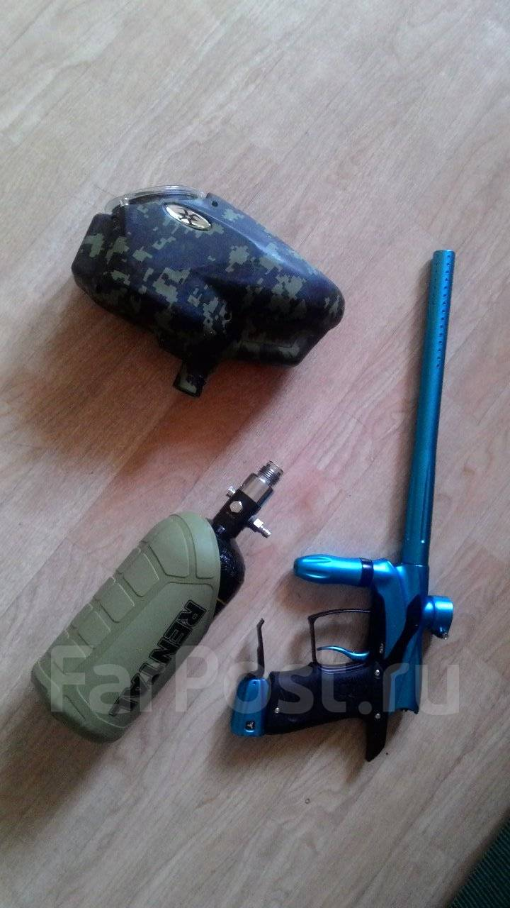 маркер механический autococker инструкция