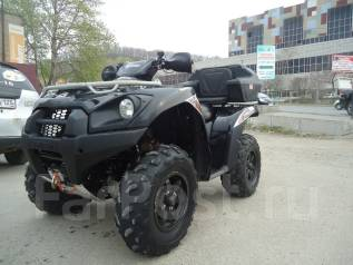 Kawasaki Brute Force. ��������, ���� ���, � ��������