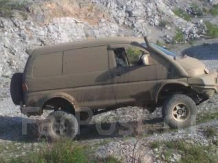 Mitsubishi Delica. автомат, 4wd, 2.8 (140 л.с.), дизель
