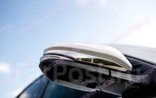 Накладка на зеркало. Toyota Harrier, AVU65W, ZSU65W, ZSU60W