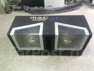 Macaudio ST 212 + mac audio fearless one