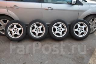 Колеса литые 5x108 R15 Ford Focus Volvo Волга. 7.0x15 5x108.00 ET35 ЦО 63,3мм.