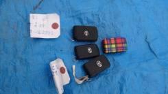 Ключ зажигания. Daihatsu