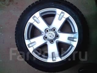Продам колеса 235/55/R18 на Toyota RAV4, Vanguard. 7.5x18 5x114.30 ET45 ЦО 75,0мм.