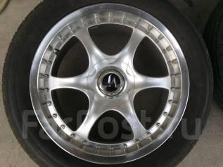 Bridgestone. 8.0x17, 4x114.30, 5x114.30, ET37