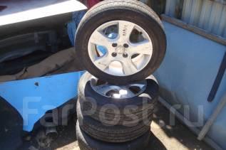 Bridgestone Nextry Ecopia. Летние, 2014 год, износ: 20%, 4 шт