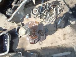 Сальник двигателя. Nissan March, AK12 Двигатель CR14DE