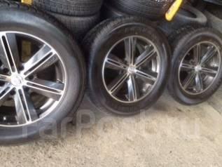 Sakura Wheels. 8.0x18, 6x139.70, ET20, ЦО 139,7мм.