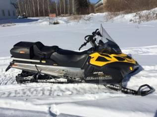 BRP Ski-Doo Skandic WT 550. ��������, ���� ���, � ��������