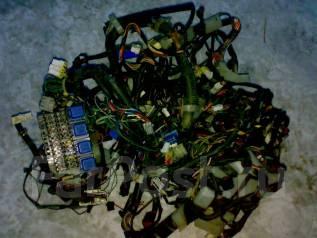 Автоматическая коробка переключения передач. Nissan Skyline, HR33 Двигатели: RB20ET, RB20DE, RB20DT, RB20DET, RB20D, RB20T, RB20E