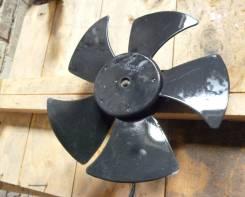 Вентилятор радиатора кондиционера. Chevrolet Lanos