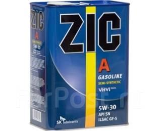 ZIC. Вязкость 5W-30 Под заказ 1 день, без предоплаты, полусинтетическое