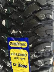 Comforser CF3000. Грязь MT, 2016 год, без износа, 4 шт. Под заказ