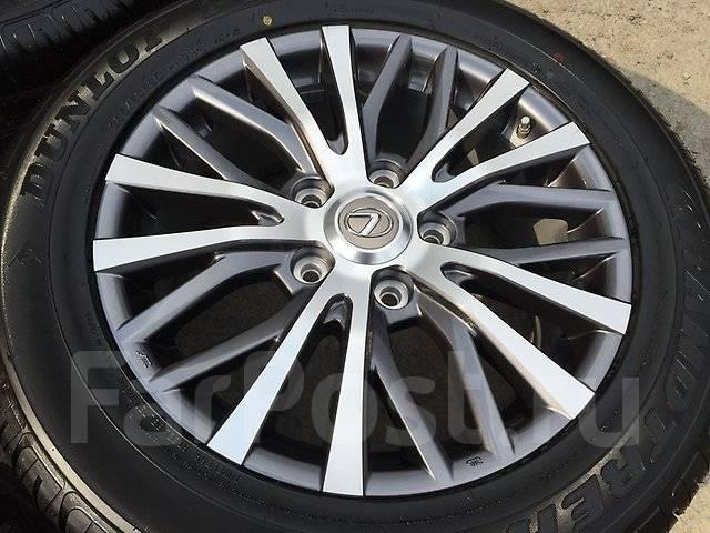 Оригинальные новые колеса R20 для Lexus LX570 2016+ NEW. 8.5x20 5x150.00 ET58