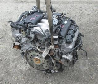 Двигатель. Honda Legend, KA8 Двигатель C32A