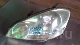 Фара. Toyota Ipsum, ACM26