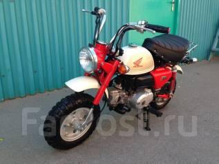 Honda Monkey. 49 ���. ��., ��������, ��� ���, ��� �������