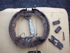 Механизм стояночного тормоза. Toyota RAV4, ACA31