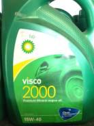 BP Visco. Вязкость 15w40, минеральное