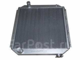 Радиатор охлаждения двигателя. Hitachi