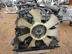 Двигатель. Nissan Atlas Двигатель QD32