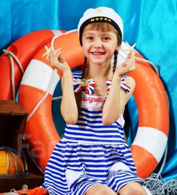 Морское платье доставка