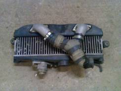 Радиатор интеркулера. Subaru Forester, SG5