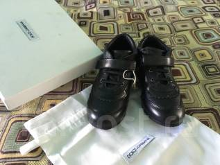 (Ботинки) Кроссовки Dolce & Gabbana оригинал рр 27