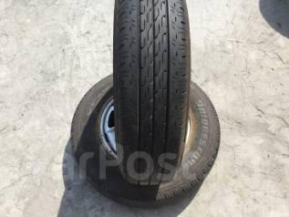 Bridgestone Ecopia R680. Летние, 2012 год, износ: 10%, 2 шт