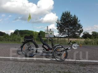 Трехколесные велосипеды.