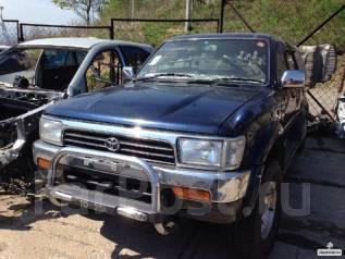Защита двигателя. Toyota Hilux Surf