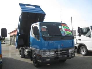 Mitsubishi Canter. Cамосвал 4х4, 5 300 куб. см., 2 000 кг. Под заказ