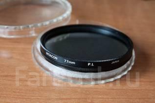 Поляризационный светофильтр Vitacon 77 мм. диаметр 77 мм