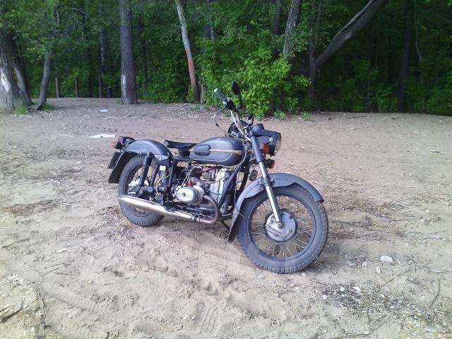 Обвес на мотоцикл урал