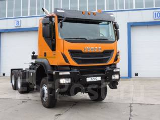 Iveco Trakker. Седельный тягач 6х6 новый Iveco-AMT 633910 (Trakker AT720T45THW), 13 000 куб. см., 27 000 кг.