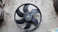 Вентилятор охлаждения радиатора. Renault Megane