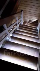 Плотницеские работы крыши, дома, лестницы