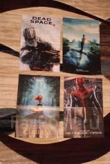 """Продам набор плакатов из журнала """"Мир фантастики"""" (7 шт)."""