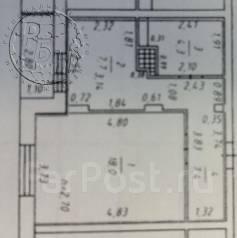 1-комнатная, улица Запарина 156. Центральный, агентство, 38 кв.м.