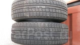 Bridgestone Blizzak MZ-02. Зимние, без шипов, износ: 30%, 2 шт
