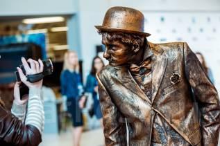 Ходулисты, мимы, живые статуи для промо акций