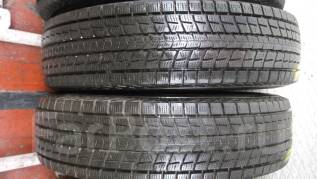 Dunlop Winter Maxx SJ8. Зимние, без шипов, 2013 год, износ: 10%, 2 шт