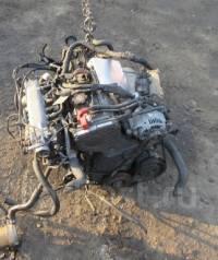 Двигатель. Toyota Mark II, SX80 Двигатель 4SFE