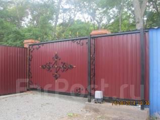 Заборы, ворота, сварка